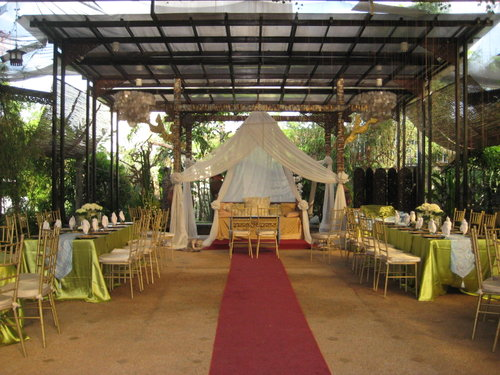 Bali Garden Certified Bride Chilla